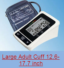 Bp1305 Talking Arm blood pressure monitor Large LCD, LARGE ADULT CUFF,AC ADAPTER