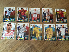 Panini EURO 2012 Adrenalyn XL - Selection of 10 football cards - Listing #8