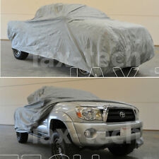 2014 TOYOTA Tacoma Double Cab 6 ft Long Bed Breathable Truck Cover