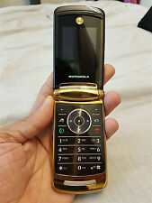 Motorola MOTO RAZR2 V8  Edition (Unlocked) Flip Mobile Phone USED