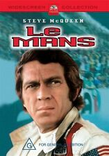 Le Mans (DVD, 2003) Region 4 PAL from Private Collection VGC