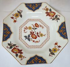 MIKASA FINE CHINA - FAR EAST PATTERN - L6104 RIMMED CEREAL/SOUP BOWL - OCTAGONAL