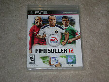 FIFA SOCCER 12...PS3...***SEALED***BRAND NEW***!!!!!