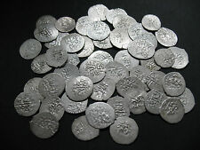 Lot of 50pcs silver coins (Beshlyk) of Crimean Khanate
