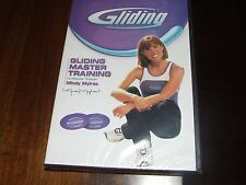 Gliding master Training DVD Mindy Mylrea New professional series fit flix