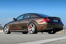 MERCEDES CLS W219 FULL WIDE BODY KIT CLS550 CLS55 CLS63 AMG 63 FRONT/REAR BUMPER