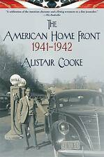 The American Home Front: 1941-1942 by Alistair Cooke (Paperback / softback,...