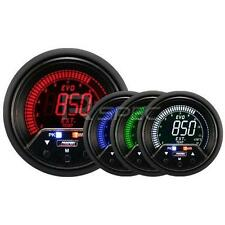 Prosport 60mm EGT Exhaust Gas Temperature Deg C Gauge Peak and Warning