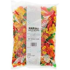 Haribo  Gold-Bears Gummi Candy, 5-Pound Bag New