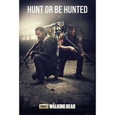 The Walking Dead - Hunt - Daryl Dixon & Rick Grimes - Poster #104