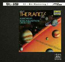 HOLST - THE PLANETS - FIM - LIM-UHD-058 - ULTRA-HD-CD - PREVIN - RPO
