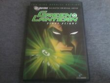 GREEN LANTERN - First Flight (Special Edition) 2 DVD Set