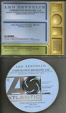 LED ZEPPELIN Communication Breakdown PROMO DJ CD Single 1997 Robert Plant USA