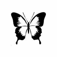 Butterfly UNMOUNTED rubber stamp, wings, bug, summer, flying #23
