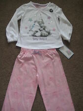 ME TO YOU BEAR / TATTY TEDDY PYJAMAS - MARKS AND SPENCER - 4-5 YEARS - BNWT!