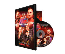 Official ROH Ring of Honor - Road To Final Battle 2015 Fort Lauderdale Event DVD