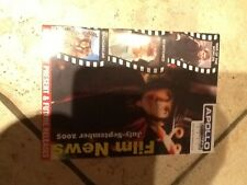 Rare Film Magazine. U.K.only. CHARLIE AND THE CHOCOLATE FACTORY / BEWITCHED