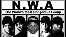 NWA 24x36 poster STRAIGHT OUTTA COMPTON EAZY E DR DRE ICE CUBE YELLA REN MC NEW!