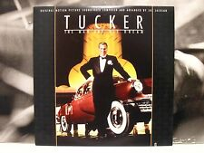 JOE JACKSON - TUCKER - THE MAN AND HIS DREAM  SOUNDTRACK LP CUT-OUT USA SP-3917