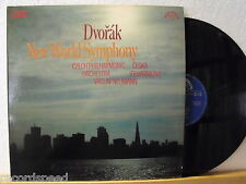 ★★ LP - DVORAK - New World Symphony - Czech Philharmonic - Vaclav Neumann - SUPR