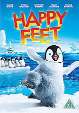 Happy Feet (DVD, 2007)