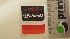 Vintage N.O.S. Genuine Velamos DELUXE-BMX Bicycle  Head Frame Sticker New NEW