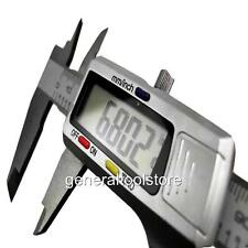 "DIGITAL VERNIER CALLIPERS INTERNAL EXTRENAL 150MM6"" DIGITAL IMPERIAL METRIC PC37"