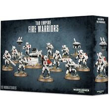 10 TAU EMPIRE FIRE WARRIORS Breacher-STRIKE Team Games Workshop GW Warhammer 40K