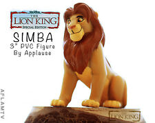 The Lion King Figure Simba by Applause from Disney New Rare PVC Cake Topper