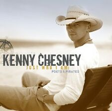 Just Who I Am: Poets & Pirates - Kenny Chesney (2007, CD NIEUW)