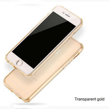 Clear Front+Back Full Body Protective Case Cover Skin For Apple iPhone 7/ 7 Plus