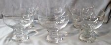 Thomas Crystal Coppa Champagne or Sherbet set of 6