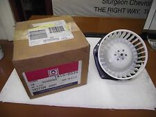 NOS OEM Delco/GM Blower Motor Part# 52466064 ACD# 15-8534