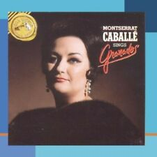 Montserrat Caball, CABALLE - Sings Granados [New CD] Manufactured On Demand