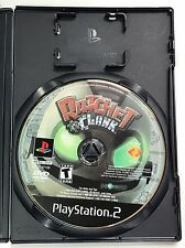 Ratchet And Clank (Sony PlayStation 2, 2007) Black Label Disc Only Tested