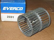 BLOWER MOTOR METAL WHEEL - for '69-'83 Tractors & Combines - Everco 2891