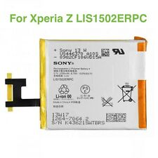 For Sony Xperia Z Internal Replacement Battery 2330mAh 0 Cycle LIS 1502ERPC