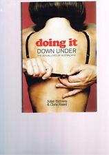 Doing it Down Under: Sexual Lives of Australians, Juliet Richters, Chris Rissel