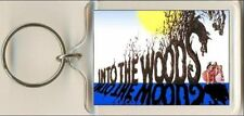 Into The Woods. The Musical. Keyring / Bag Tag.