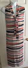 Glamour Womens Plus Size Dress 22W Striped