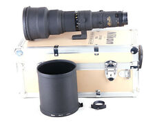 Ex++ Nikon Nikkor AIS 500mm f/4 P long focus Lens with electronic contacts