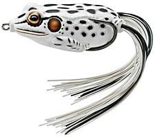 """LIVETARGET HOLLOW BODY FROG 65 2 5/8"""" select colors"""