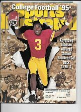 Keyshawn Johnston Southern Cal football Sports Illustrated Aug. 28, 1995