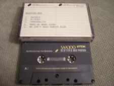 MEGA RARE PROMO Whipping Boy DEMO CASSETTE TAPE Heartworm 5 trax Twinkle IRELAND