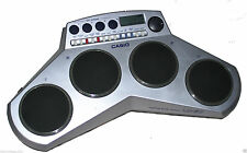 Casio LD-50 Digital Drums Percussion Drum Sound Effect Machine w/4 Lighted Pads