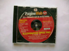 PAGINE WEB FACILE N°24 - ILLUMINATUS OPUS PRO in versione trail [CD-ROM]
