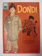 DONDI #1176 DELL MOVIE CLASSIC COMIC 1960