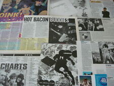 LONGPIGS - MAGAZINE CUTTINGS COLLECTION (REF T1)
