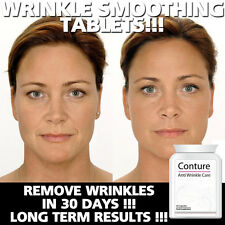 CONTURE ANTI AGING PILLS TABLETS PREVENT AGING GET FRESH YOUTHFUL GLOW SKIN