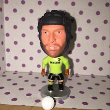 Statuina PETR CECH #1 CHELSEA FC doll football action figure 7 cm High Quality